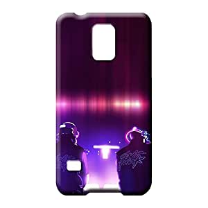 samsung galaxy s5 mobile phone carrying skins Fashion Proof Hot Style daft punk