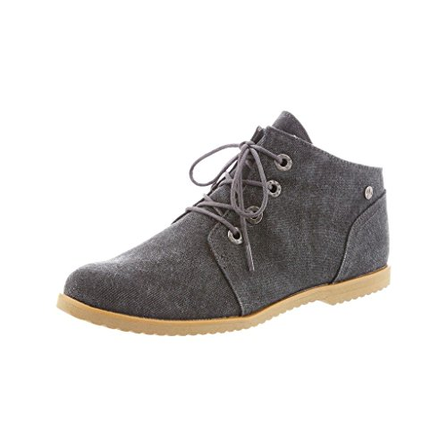 Canvas Womens Boots - 8