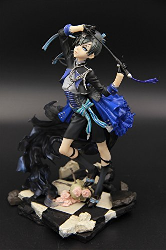 TONGROU Book Of Murder Ciel Phantomhive 1/8 Scale PVC Figure New In Box