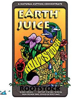 Rootstock Gel - HydroOrganics HOR2105 Earth Juice Rootstock Gel Germination Kit, 8-Ounce