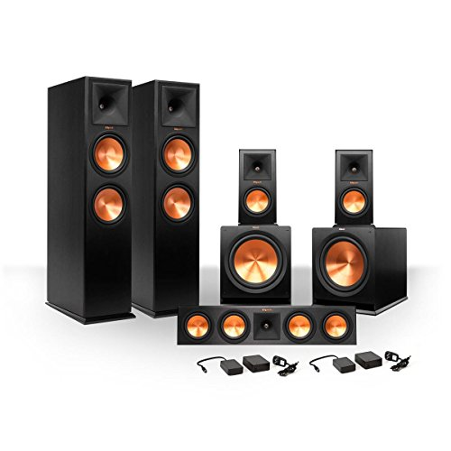 Klipsch 5.2 RP-280 Reference Premiere Speaker Package with R