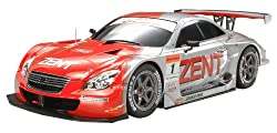 1/24 Lexus SC ZENT CERUMO 2006(finished model) by Tamiya