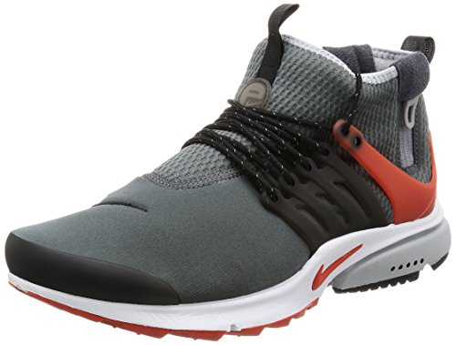 859524 Grey Espadrilles Black Basket Ball Nike de 002 Max Homme Orange Dark qAFgUUwx