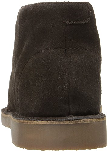 Jeans Armani Mens Desert Chukka Boot Brown After Dark