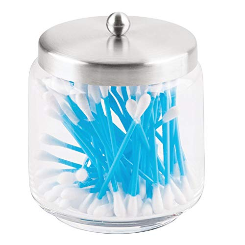 InterDesign Forma Apothecary Jar, Clear