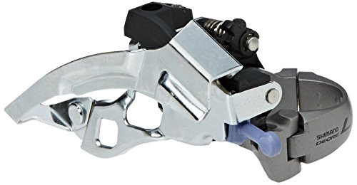 (2013 Shimano Deore LX T670 front derailleur top-swing dual-pull multi fit 66-69)