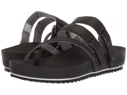 New Balance(ニューバランス) レディース 女性用 シューズ 靴 サンダル Traveler Sandal - Black [並行輸入品]