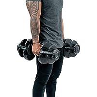 Sardine Sport 24kg Adjustable Dumbbells ONE Pair