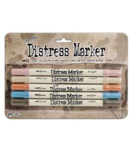 Tim Holtz Distress Marker Set ~ Flower Cart!!! by Ranger