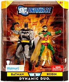 DC Universe Classics Exclusive Dynamic Duo Action Figure 2Pack Batman & Robin