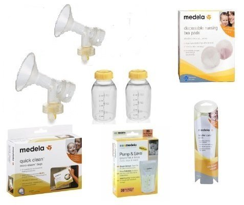 Medela Pump In style Breastpump Starter Set -- For Regular and Advanced Medela ()