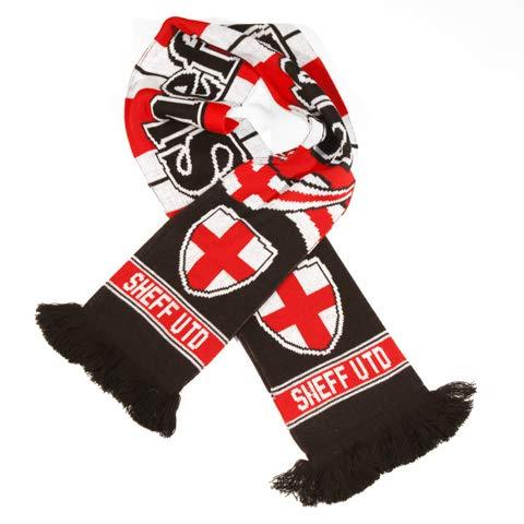 - Sheffield United FC | Soccer Fan Scarf | Premium Acrylic Knit