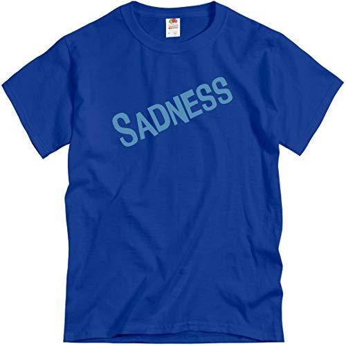 Adult Sadness Costume: Unisex T-Shirt]()