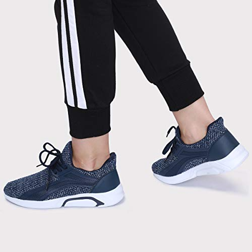 1952 Hawkwell Walking Sport Light Weight Knit Workout Sneakers white Women's qxwqpC8aP