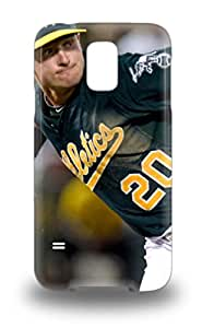 Hot MLB Toronto Blue Jays Josh Donaldson #20 First Grade Tpu Phone Case For Galaxy S5 Case Cover