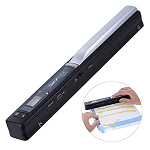 Aibecy TSN410 Escáner de Documentos -900 DPI Sin Conductor