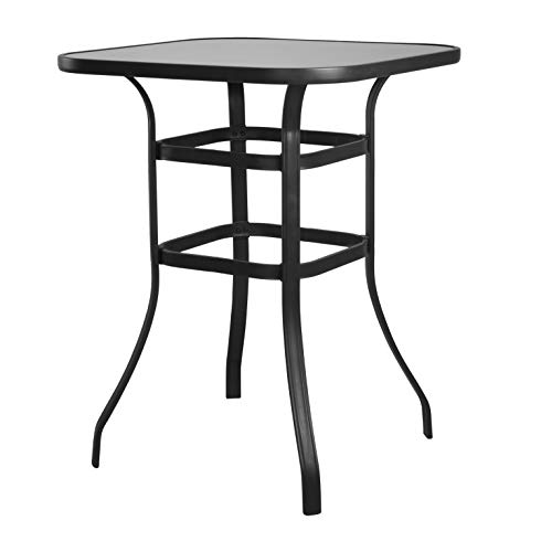 EMERIT Bistro Bar Table Outdoor High Top Table ()
