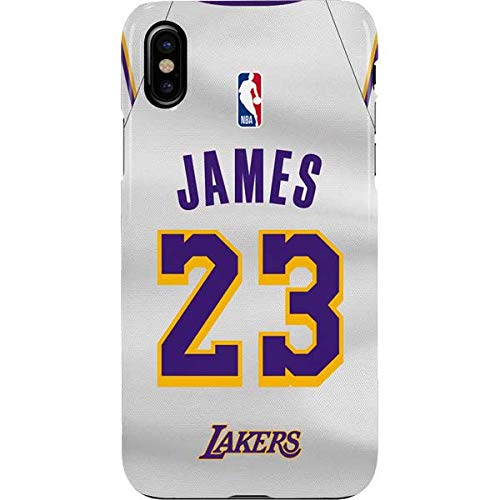 91800788e7c31b Image Unavailable. Image not available for. Color  Los Angeles Lakers  iPhone Xs Max Case ...