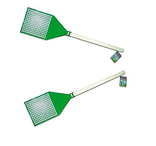 Set of Two Jumbo Texas Fly Swatters -