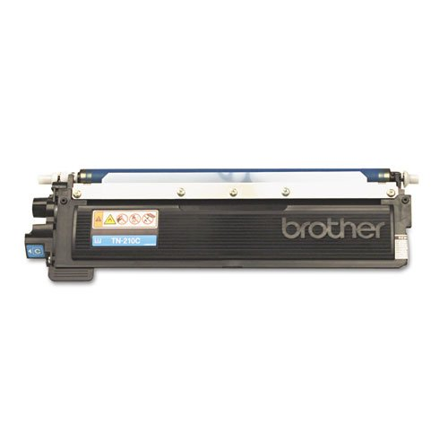 Brother TN210C Toner Cartridge Yield