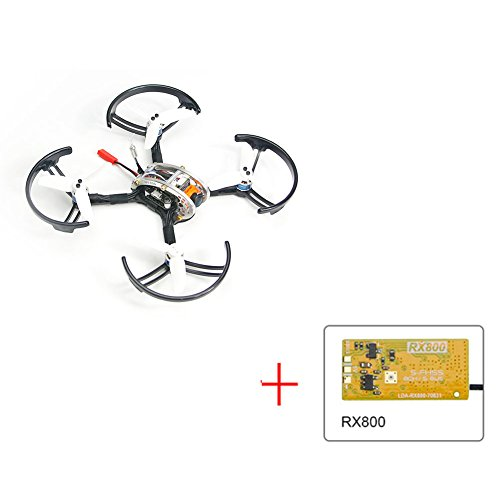 KING KONG FPV EGG PNP Brushless 136mm FPV RC Racing Drone Mini Quadcopter (RX800 Receiver)