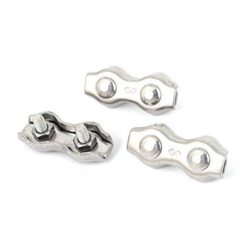 m3-310-acero-inoxidable-dplex-de-2-postes-cuerda-de-alambre-soporte-de-cable-clamp-3-piezas