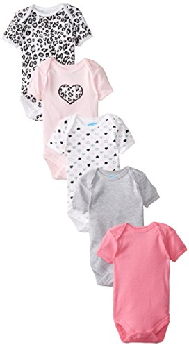 bon-bebe-baby-girls-newborn-hearts-5-pack-lap-shoulder-bodysuits-with-snaps-multi-6-9-months