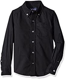 Amazon.com: Black - Dress Shirts / Button-Down &amp Dress Shirts ...