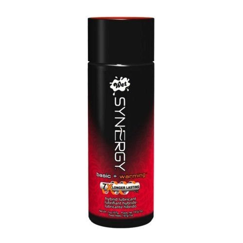 Siam Circus 6 WET Synergy Basic Warming Water Silicone Based Hybrid Lube 9.9oz Wholesale -