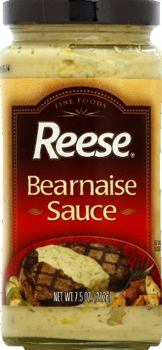 Reese Sauce, Bernaise, 7.50-Ounce (Pack of 6)