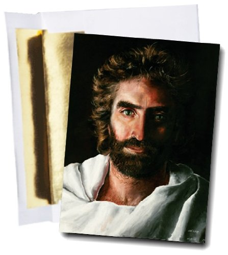 Prince of Peace 8 Note Cards / Boxed Set with Jesus Featured As Verified By Colton Burpo in Heaven Is for Real Book and Movie ()