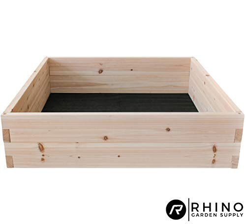 Cedar Raised Garden Bed Kit (48