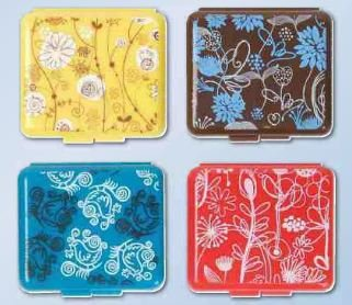 Ezy Dose Pockettes Floral Display (Pack of 24)
