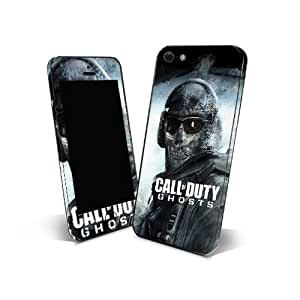Cod2 Call of Duty Ghost Sticker Skin Cover Sumsung S5 @Power9shop