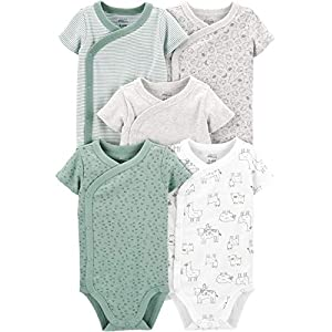 Simple-Joys-by-Carters-Baby-5-Pack-Side-Snap-Bodysuit