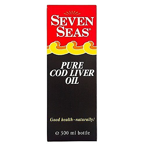 Seven Seas Cod Liver Oil Range Traditional Liquid 300mls by Seven Seas by Seven Seas