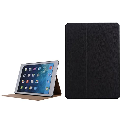 inShang 9.7 inch iPad (2017) Fundas soporte y carcasa para Apple 9.7 inch iPad (2017) ( , smart cover PU Funda ,art style black