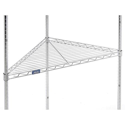 Nexel ST18C Triangle Shelf, Wire, 18