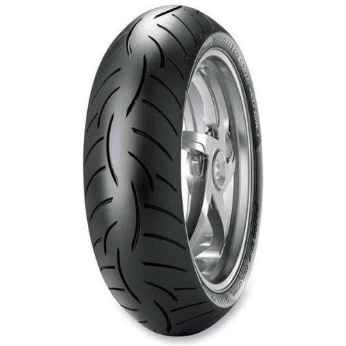 Metzeler Roadtec Z8 Tire - Rear - 180/55ZR-17 - O Spec , Position: Rear, Rim Size: 17, Tire Application: Sport, Tire Size: 180/55-17, Tire Type: Street, Load Rating: 73, Speed Rating: W, Tire Construction: Radial 2283800