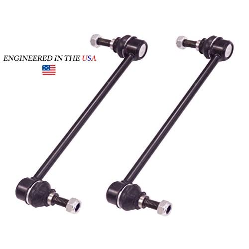 Nice 2 Front Sway Bar Links Suspension Town & Country Pacifica Caravan Voyager K7258 for cheap