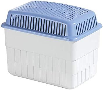 Wenko  Granulat-Luftentfeuchter 50 m²   Blau-Weiß