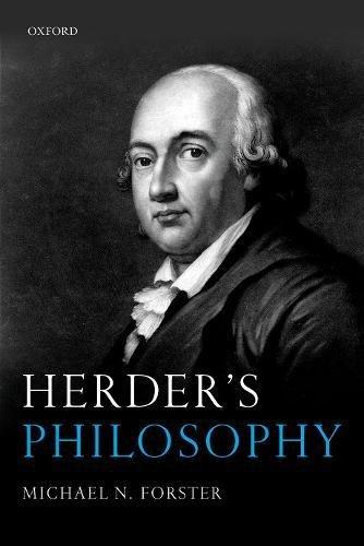 Herder's Philosophy