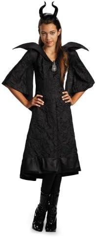 Maleficent halloween costume for kids