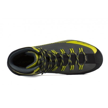 La Goretex Innenfutter Sportiva Trango Carbon Trek aus Grün mit Lederstiefel qg1Uq