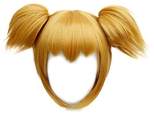 Popuko Cosplay Wig Xcoser Anime Main Character Cosplay Wig Hair for Women -