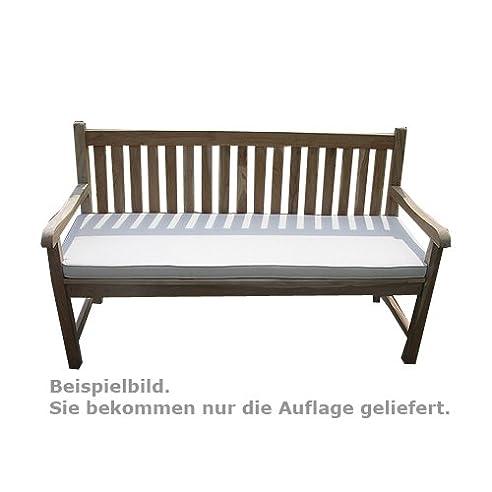 auflagen fr elegant simple auflage fr garten bank polster kissen sitzer creme u eur with. Black Bedroom Furniture Sets. Home Design Ideas