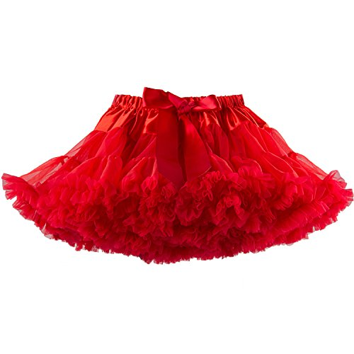 Girls Dress Up Fairy Princess Party Petticoat Ballet Dance Tutu Skirts