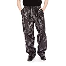 Modern Casuals Men's Outdoor Waterproof Pants (S) Camo