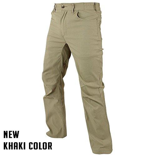 Condor Outdoor Cipher Tactical Stretch Pants (32x30, Khaki)