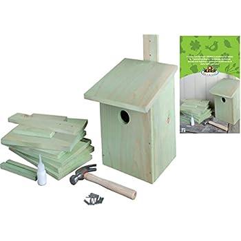 Amazon esschert design usa kg52 childrens build it yourself esschert design usa kg52 childrens build it yourself birdhouse kit solutioingenieria Gallery